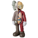 KAWS COMPANION FLAYED BROWN OPEN EDITION