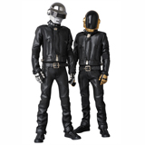 MEDICOM TOY RAH DAFT PUNK HUMAN AFTER ALL 2.0 SET