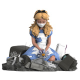 ABCNT ALICE IN WASTELAND
