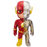 JASON FREENY X DC UNIVERSE 4D XXRAY THE FLASH