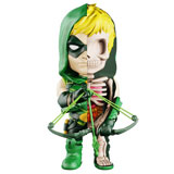 JASON FREENY X DC UNIVERSE XXRAY GREEN ARROW