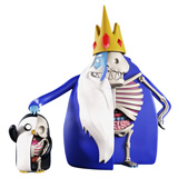 XXRAY PLUS ADVENTURE TIME ICE KING & GUNTER