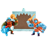 MOTU MINIS MAN-AT-ARMS VS. FAKER HE-MAN 2-PACK