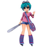 SCOTT PILGRIM RAMONA FLOWERS FIGURE