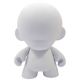 MUNNYWORLD 7-INCH MUNNY WITH WIPE-OFF MARKERS