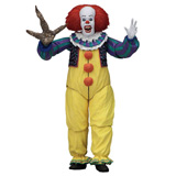 IT THE MOVIE 1990 PENNYWISE 7-INCH ACTION FIGURE VERSION 2