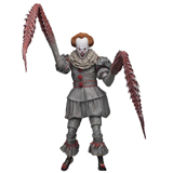 IT THE MOVIE 2017 PENNYWISE DANCING CLOWN 7-INCH ACTION FIGURE