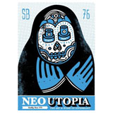NEO UTOPIA THE ART & WORK OF SUPERBLAST
