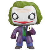 POP! HEROES THE DARK KNIGHT THE JOKER