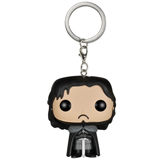 POP! KEYCHAIN GAME OF THRONES JON SNOW
