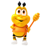 CEREAL KILLERS HONEY BUTT THE OBESE BEE