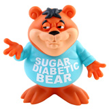 CEREAL KILLERS SUGAR DIABETIC BEAR