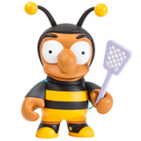 KIDROBOT X THE SIMPSONS 6-INCH THE BUMBLEBEE MAN