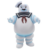 "GHOSTBUSTERS 10"" STAY PUFT MARSHMALLOW MAN COIN BANK"
