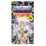 MASTERS OF THE UNIVERSE VINTAGE HE-MAN TRANSFORMING