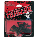 MUSCLE IRON MAIDEN 3-PACK BLACK
