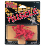 MUSCLE IRON MAIDEN 3-PACK RED
