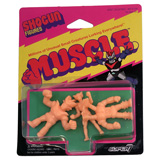 MUSCLE SHOGUN WARRIORS 3-PACK A