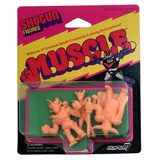 MUSCLE SHOGUN WARRIORS 3-PACK C