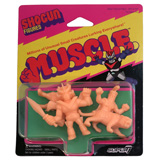 MUSCLE SHOGUN WARRIORS 3-PACK D