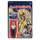 REACTION FIGURES IRON MAIDEN KILLER EDDIE