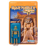 REACTION FIGURES IRON MAIDEN PHARAON EDDIE