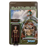 REACTION FIGURES IRON MAIDEN PILOT EDDIE