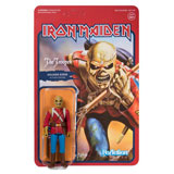 REACTION FIGURES IRON MAIDEN SOLDIER EDDIE