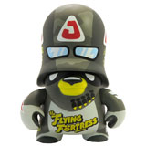 TEDDY TROOPS 2.0 SERIES 1 FLYING FORTRESS