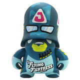 TEDDY TROOPS 2.0 SERIES 1 FLYING FORTRESS VARIANT