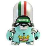TEDDY TROOPS 2.0 SERIES 1 LADRI DI BICICLETTE