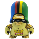 TEDDY TROOPS 2.0 SERIES 1 LADRI DI BICICLETTE VARIANT