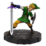 THE LEGEND OF ZELDA SKYWARD SWORD LINK PVC STATUE