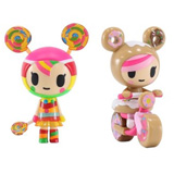 DONUTELLA AND HER SWEET FRIENDS SERIES 2 SINGLE FIGURE