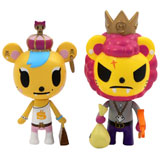 TOKIDOKI ROYAL PRIDE 2-PACK LIMITED