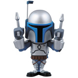 VCD MINI STAR WARS JANGO FETT
