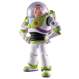 VCD DISNEY TOY STORY BUZZ LIGHTYEAR VERSION 2