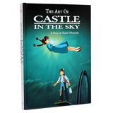 STUDIO GHIBLI THE ART OF CASTLE IN THE SKY