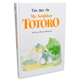 STUDIO GHIBLI THE ART OF MY NEIGHBOR TOTORO