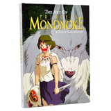 STUDIO GHIBLI THE ART OF PRINCESS MONONOKE